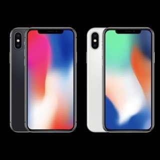 WTS BNIB (sealed) Iphone X from Starhub