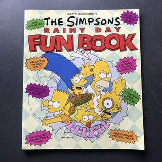 阿森一族 The Simpson's Fun Book