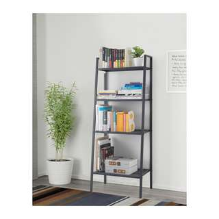Ikea LERBERG Shelf unit, dark grey