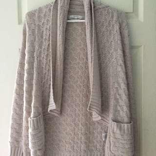 Aritzia knit cardigan XXS