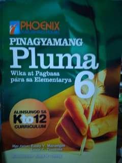 Pinagyamang Pluma 6