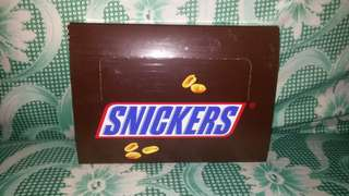 Snickers 12x20g