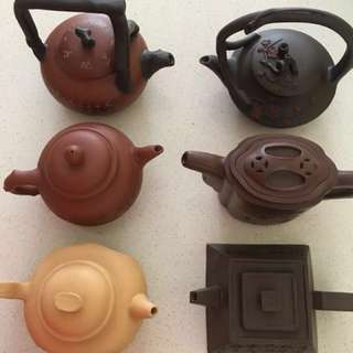 Chinese Tea Set for 6 pieces