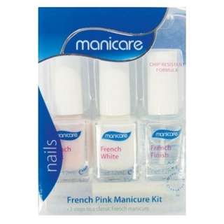 MANICARE French Pink Manicure Kit
