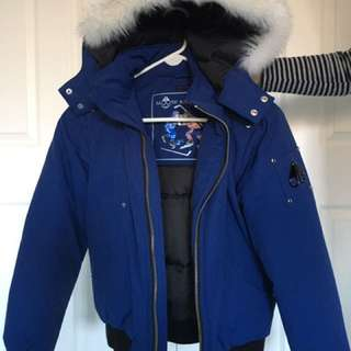 Boys Mooseknuckle Jacket