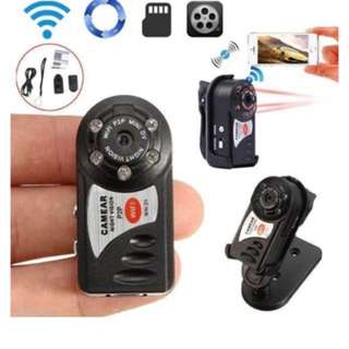 Ready Stock New Wifi IP Mini 4.5cm Built-in Spy Camera With Phone App