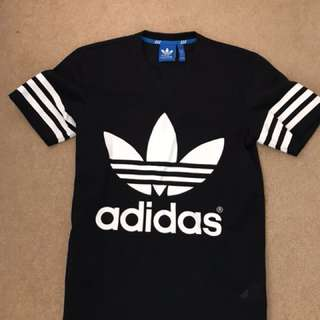 Adidas netted top