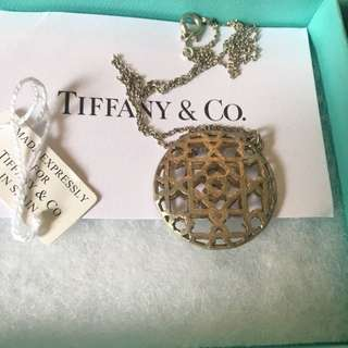 Tiffany & Co Dome Necklace