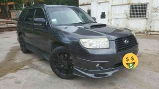 Forester 2.5 turbo SG