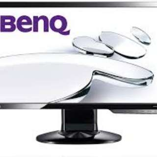 80% new Benq T902HD LCD Monitor 18.5 Inch