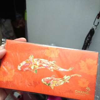 Back sales : BNIB Changi Airport red packets