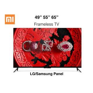 xiaomi tv mi TV 4 4k smart Android tv 32inches/43inches/49inches /55inches /65 inches