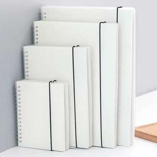 [Instock 📩] Grid Notebook (B5)