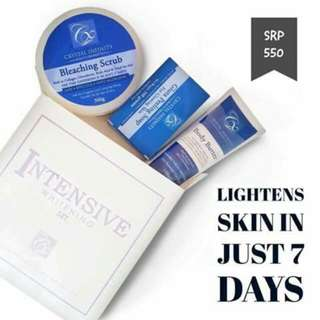 intensive whitening set