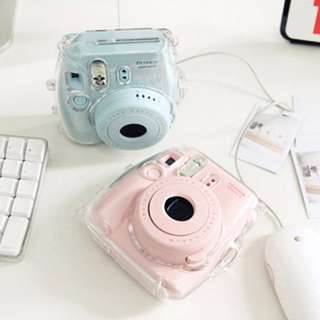 Instax clear case