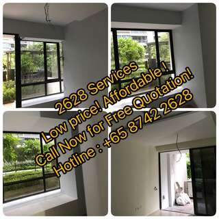 Painting services for house / office (all type of job accepted / epoxy also)