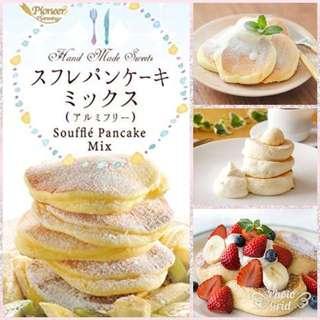 日本  舒芙蕾鬆餅粉#250g