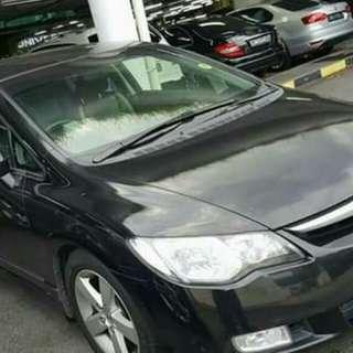 Honda Civic FD 1.8 Auto