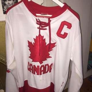 Canada hockey jersey