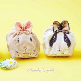 (預訂)兔仔索繩袋
