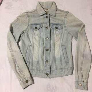 Reduced Michael Kors Women's Denim Jacket