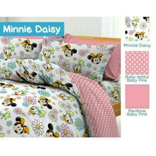 Spreiset Minnie Daisy