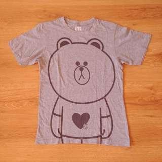 UNIQLO: Line Friends Short Sleeve UT Graphic T-Shirt