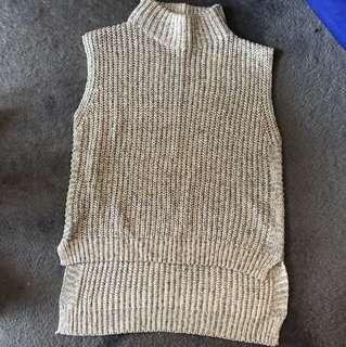 Sheike - Sleeveless Knit Top - Size XS