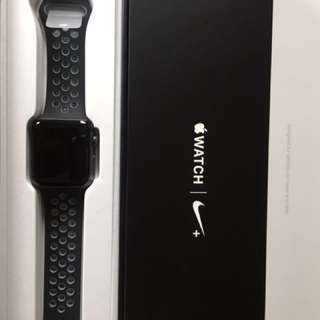 Apple Nike+ Watch