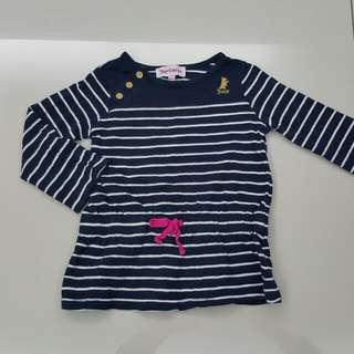 Juicy Couture Baby Top (18-24months)