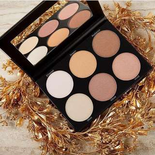 Instock sale!  Spotlight Highlighter Palette By Bh Cosmetics