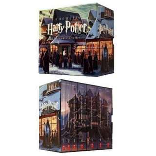 BN Special Edition Harry Potter Paperback Box Set
