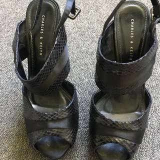 Size 37 Charles and Keith