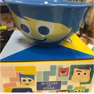 阿樂 陶瓷碗 7-11 Pixar 全新連盒