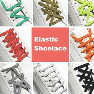 Clearing Stock! Elastic Shoelace 0.6cm