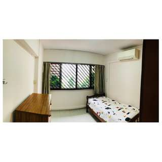 common room at bukit timah