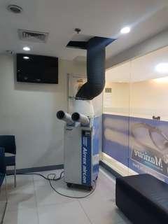 Portable aircon rental