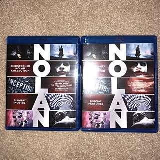 Christopher Nolan Collection (14 disc collection)