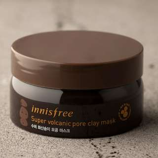 BN Korea [Innisfree] Jeju Volcanic Pore Clay Mask 200ml