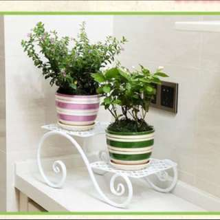 Wrought Iron flower pot stand