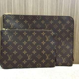 Authentic Louis Vuitton Etui Voyage GM