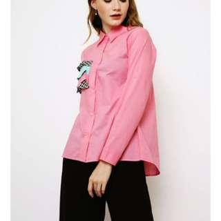 Daily Darling Pink Marla Top