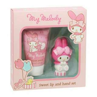 Sanrio My Melody Sweet Lip & Handset