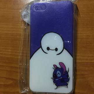 Stitch & Baymax Iphone 5/5s Case