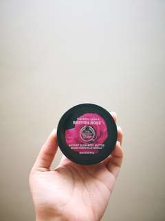 The Body Shop British Rose Body Butter