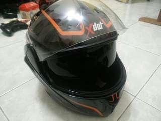 Xdot full face Helmet
