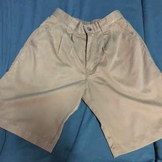 Adidas shirt and napoleon shorts