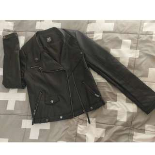 PRINCESS POLLY leather jacket