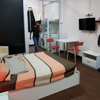 Studio For Rent @ 24 Verdun Rd Near Mrt