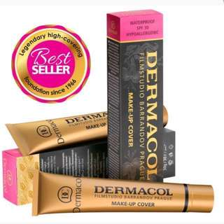 <Authentic HK> Dermacol All in stock